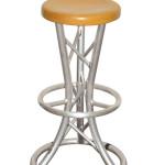 Slender Frame Truss Chair