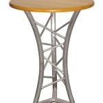 Slender Frame Truss table