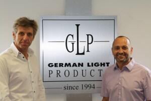 GLP's Søren Storm (l) and Udo Künzler (r)