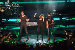 GLP with Lady Antebellum 2