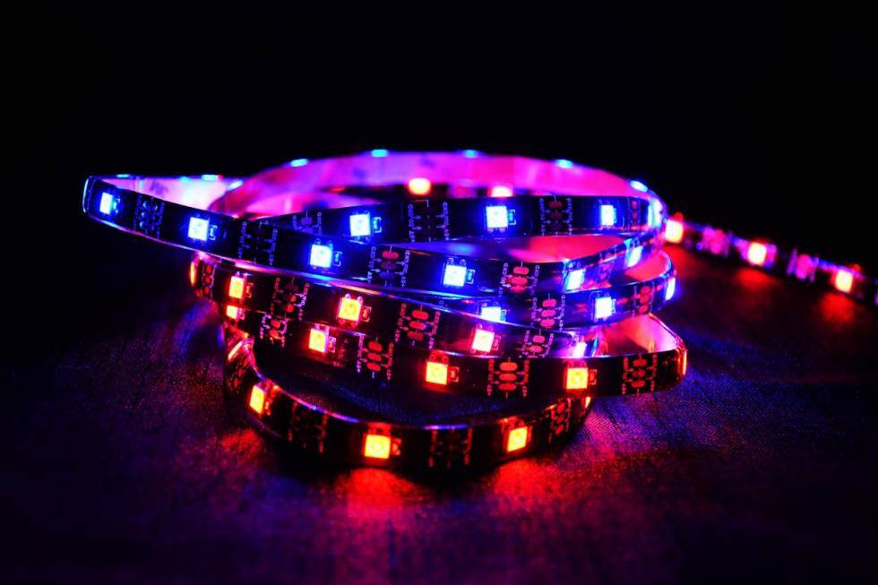 LED Tape Black PCP