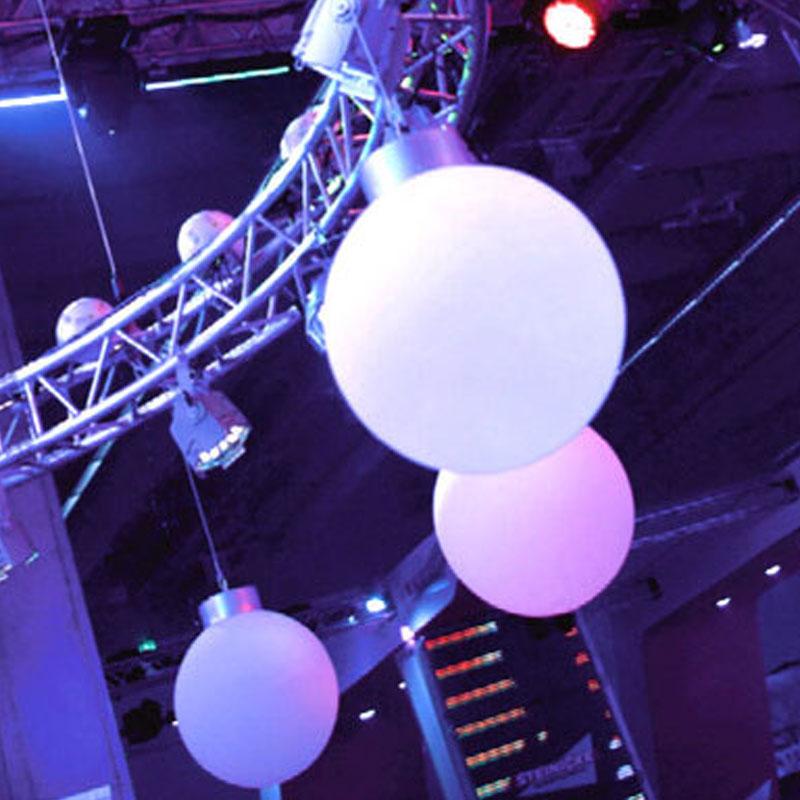 rgb led balls
