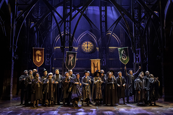 White Light Provides the lighting of Harry Potter and the Cursed Child including premium products from GLP