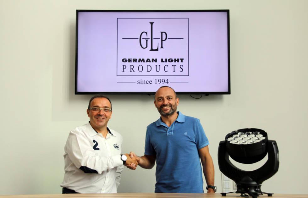 GLP Monacor Iberia new distributor