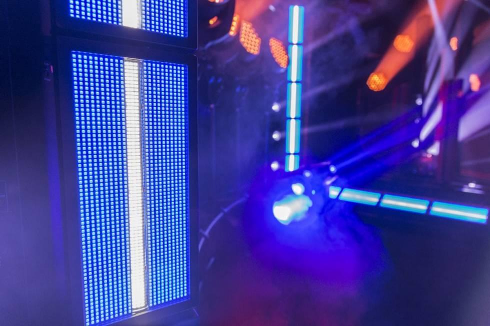 LDI, lightshow, glp, jdc1,