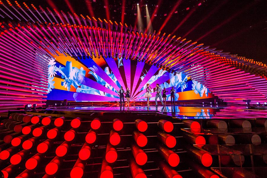 Eurovision Song Contest Al Gurdon  Photo Ralph Larmann