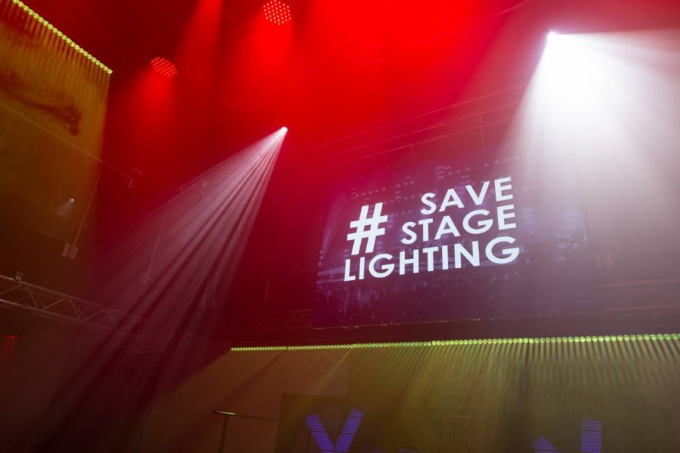 GLP supports #savestagelighting