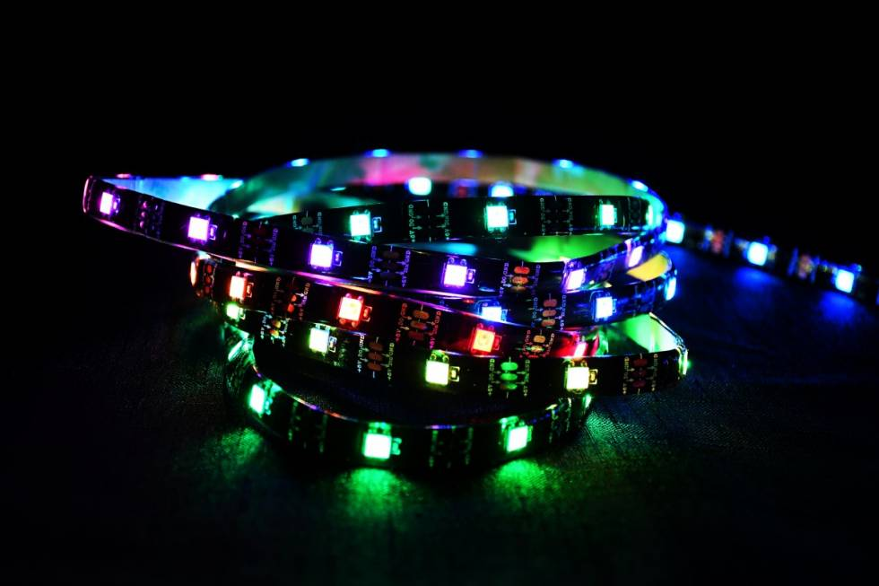 RGB, LED, Tape, scenex, lighting, glp