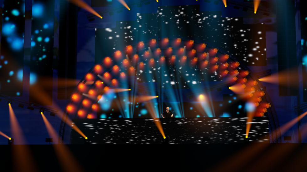 GLP's KNV Burst Onto Sweden's Largest EDM Festival