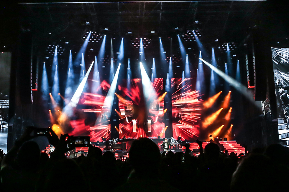 Guns N Roses, LD Phil Ealy, 2016