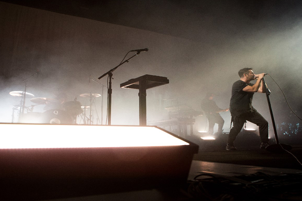 Nine Inch Nails, LD Paul Guthrie, 2017