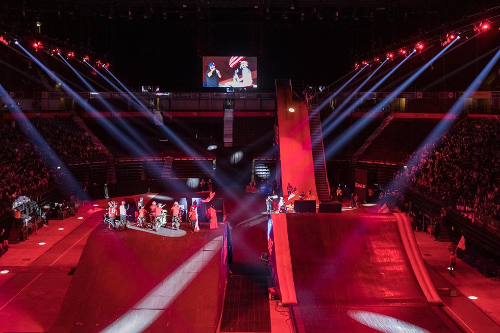 Nitro Circus, LD Nico Riot, 2019, Photo: Andrew Benge