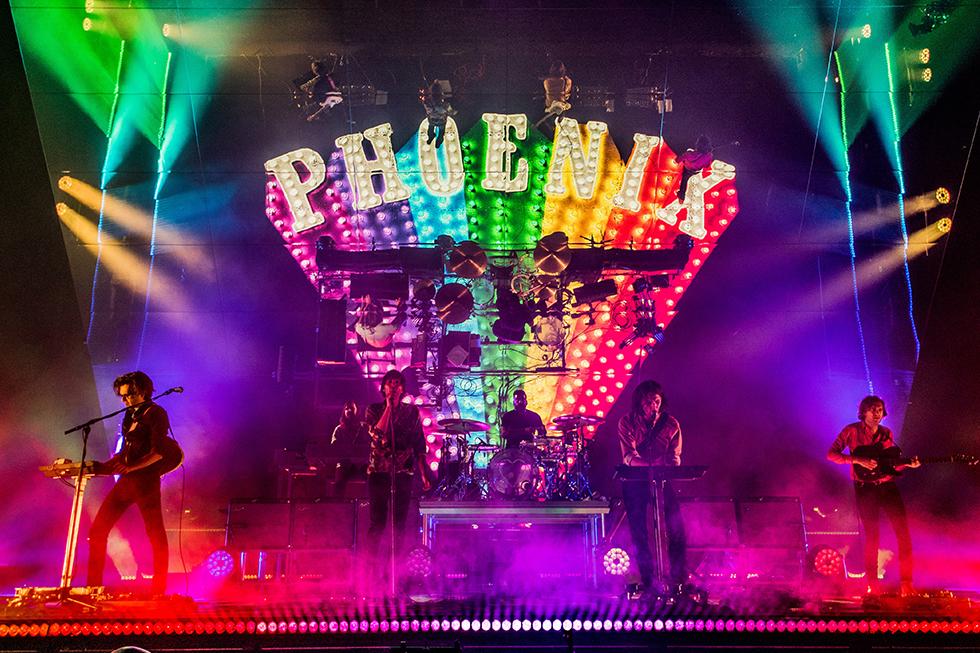 Phoenix, LD Pierre Claude, 2018