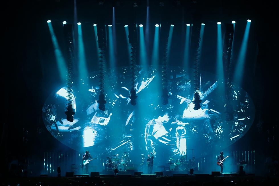 Radiohead, LD Andi Watson, 2017