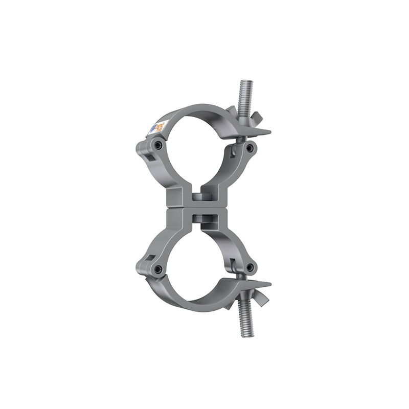 5032-2, double low profile coupler, tensile load 220lbs.