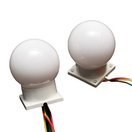 60mm Sphere Surface Mount Marquee LED