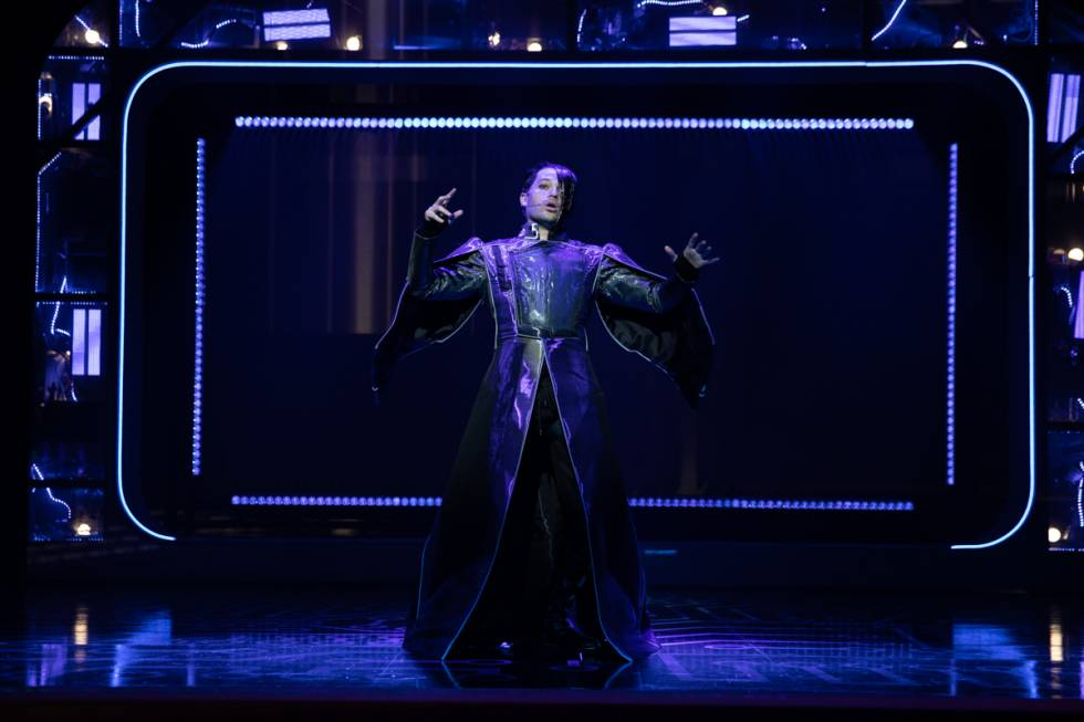 Be More Chill Broadway 2019 Photo credit Maria Baranova 9