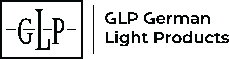 GLP logo text black