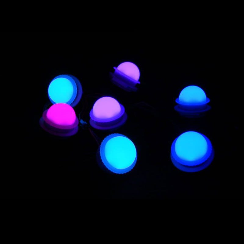 LED Domes