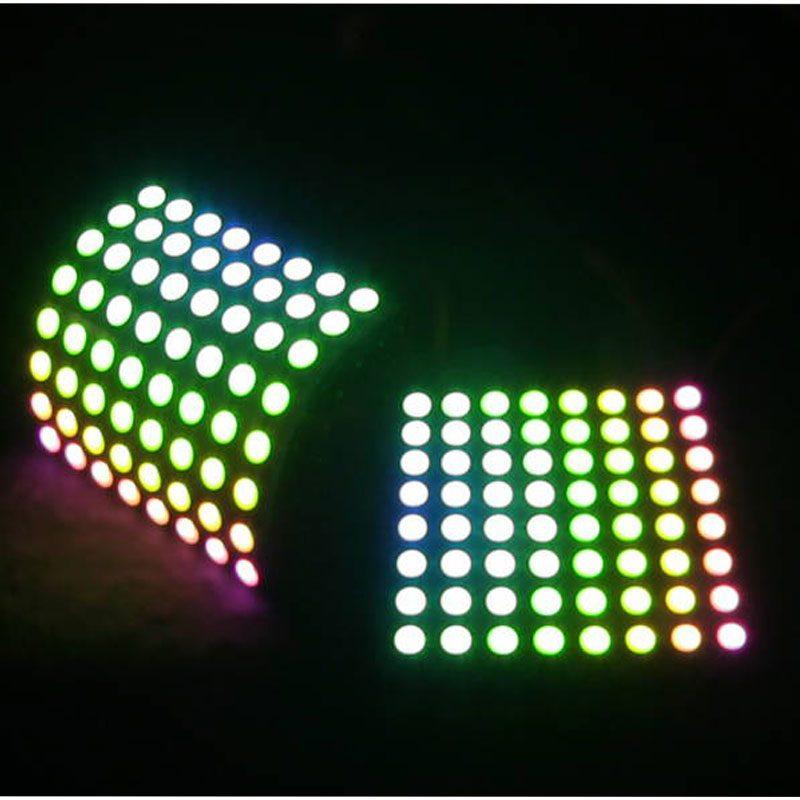 Pixel, Matrix, scenex, lighting, glp