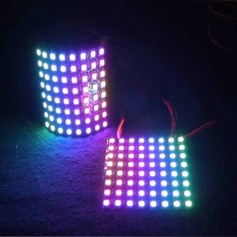Pixel, Matrix, scenex, lighting, glp,