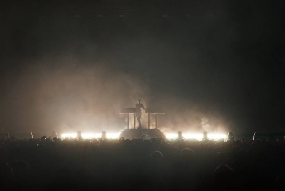 Gesaffelstein with X4 Bars and JDC1